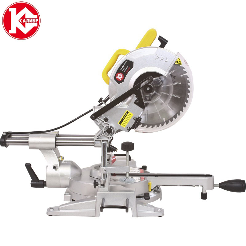 Фото - Kalibr PTE-1900/255PRm mitre saw for aluminum used cutting saw machine, laser miter saw mitre saw stavr pt 210 1400m