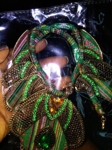 Stylish Ethnic Boho Choker photo review