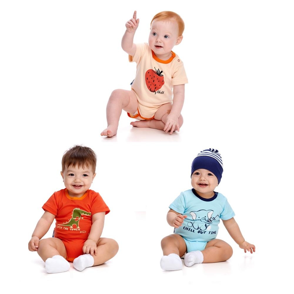 Bodysuits Lucky Child for girls and boys L1-19 Newborns Babies Baby Clothing Children clothes tank tops made in russia bodysuits lucky child for boys 30 113 3 newborns tanks tops babies baby clothing children clothes made in russia