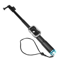 New 39 Inch Waterproof Handheld Selfie Stick Monopod For Gopro 5 3 3 4 Session With