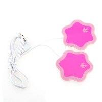 Women Body Massagers USB Menstrual Analgesic Device Multifunctional Women Menstrual Pain Massage Relief Pain Heath Care