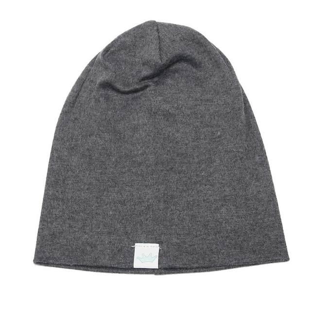 89f334b400b4 Online Shop Solid Baby Winter Hat Bonnet Enfant Kids Baby Boy Girl ...