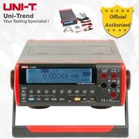 UNI T UT805A Авто Диапазон Настольный цифровой мультиметр; True RMS цифровой мультиметр; RS 232/USB интерфейс, 199999Max Дисплей