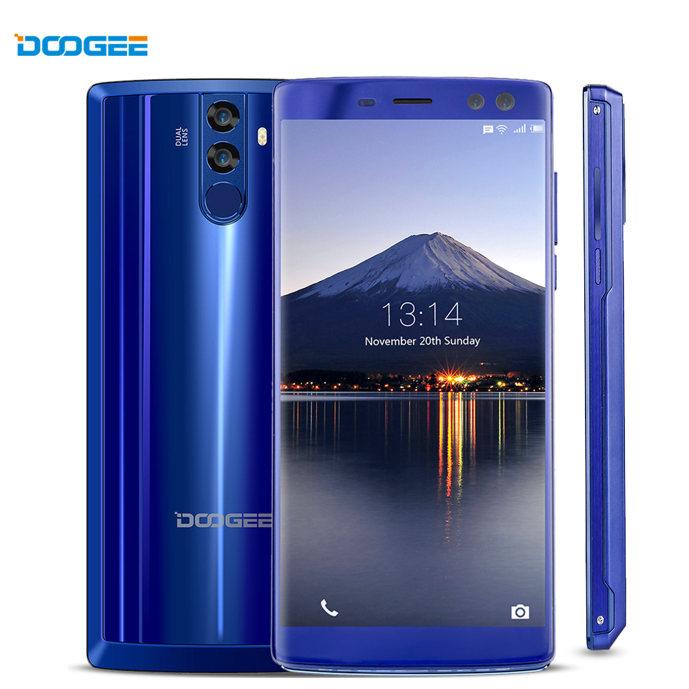 DOOGEE BL12000 Smartphone Octa Core 4GB RAM 32GB ROM Quad Camera 16.0MP 12000mAh Phone Android 7.1 Fast charge 6.0 inch 18:9 FHD