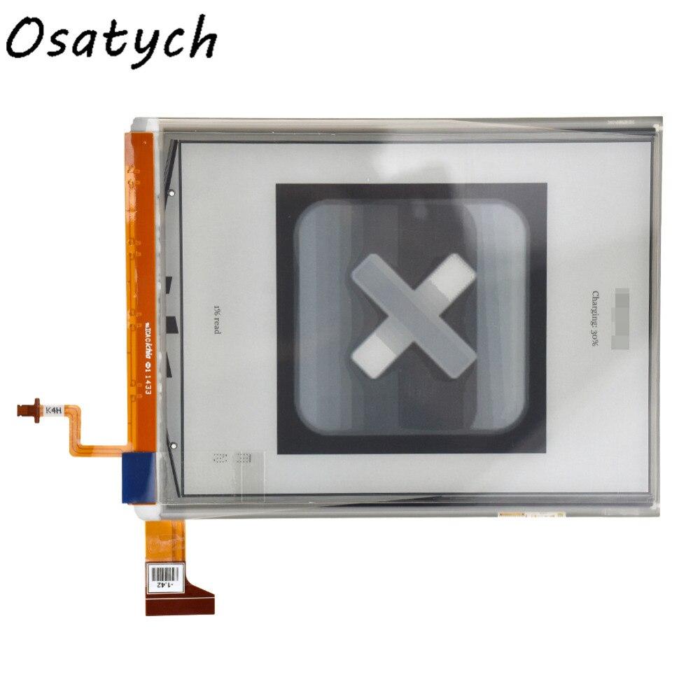 Écran LCD 6.8 pouces ED068TG1 avec rétroéclairé pour écran LCD KOBO Aura HD eReader