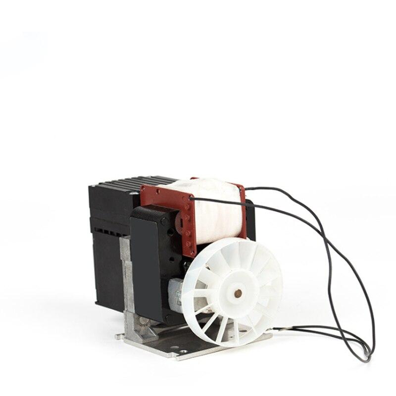 Pompe d'analyseur de sang AC220V, micro pompe à vide, pompe d'aspiration sans huile, équipement de vide de pompe à air