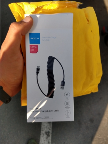 QC 3.0 Retractable Spring Type C 3A USB Cable for Huawei P20 Mate 20 Pro Xiaomi for Samsung Galaxy S9 S8 One Plus Quick Charge-in Mobile Phone Cables from Cellphones & Telecommunications on AliExpress