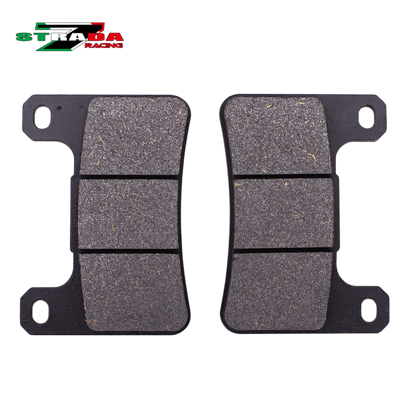 Front Brake Pads Disc Pad Disks Right Side for Suzuki GSR400 GSR600 K6 K7 K8 Motorcycle Accessories