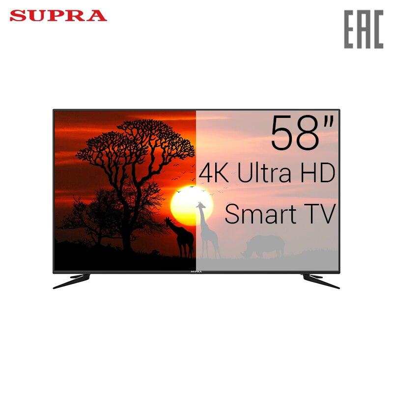 TV 60 SUPRA STV-LC60GT5000U 4K SmartTV vorke z3 4k kodi tv box