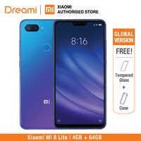 Versión Global Xiaomi Mi 8 Lite 64GB 4GB Ram (Nuevo y Sellado) mi8 lite