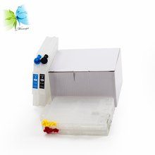 Winnerjet 5 sets Empty refill cartridge for Ricoh GC21 GX 5050N 7000 5050 2500 3000 3050N