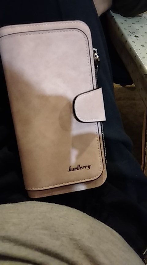 2019 Baellerry Card holder Women Wallet Long Quality Passport Cover Fashion Casual Female Purse Zipper Multi-function Coin Purse photo review