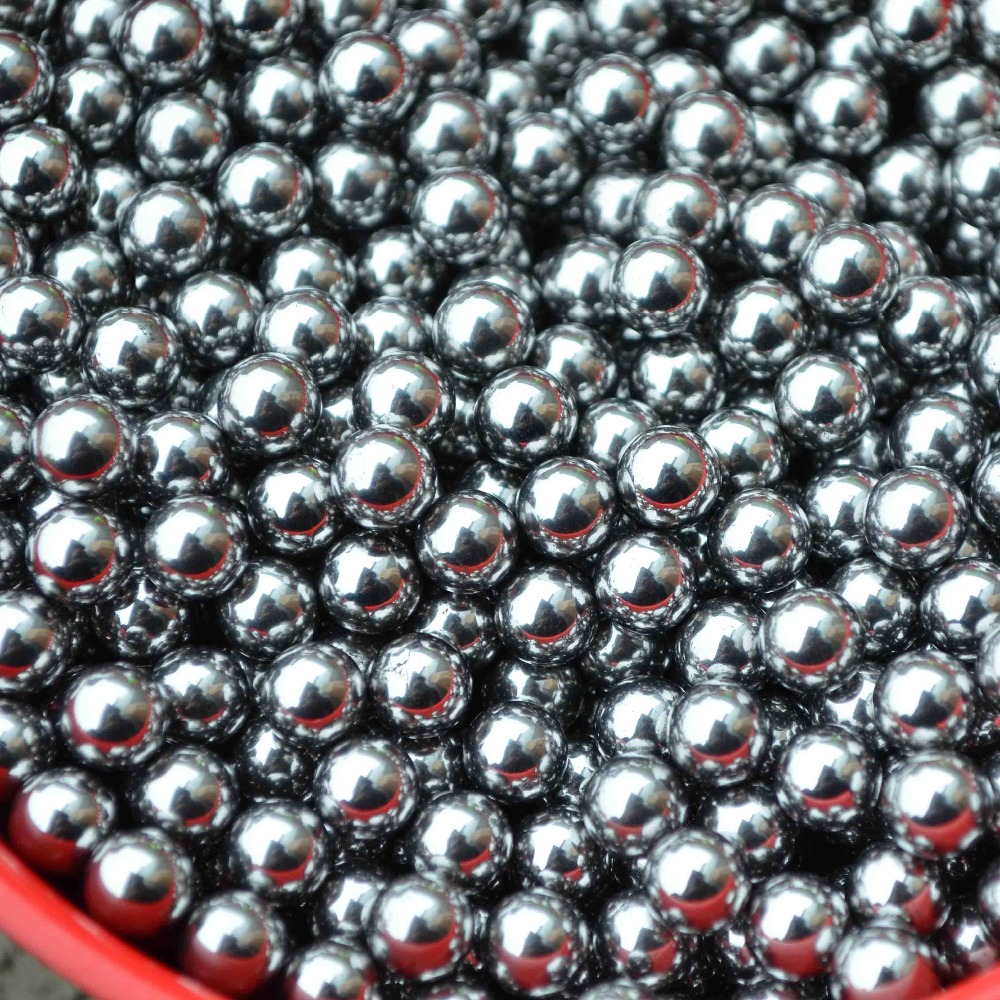 """Dia +//-0.0005/"""" 316 Stainless Steel Ball 5//8/"""" 5 pcs"""