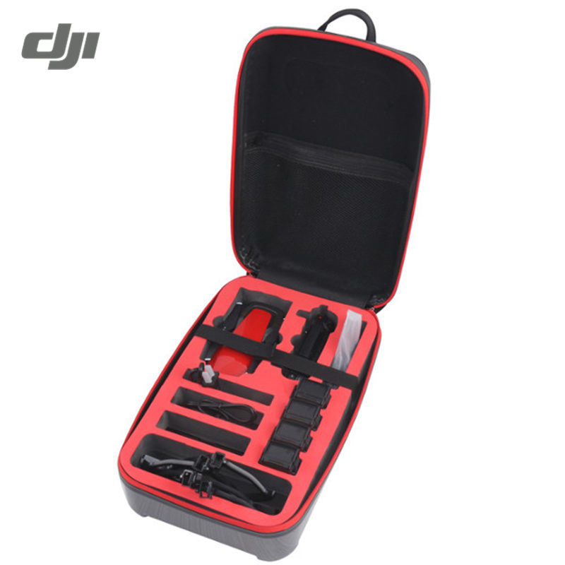 Waterproof Hard Shell Backpack Storage Box Carrying Case Suitcase Silver For DJI Mavic AIR Fly More Combo RC Drone FPV квадрокоптер dji mavic air fly more combo с камерой красный