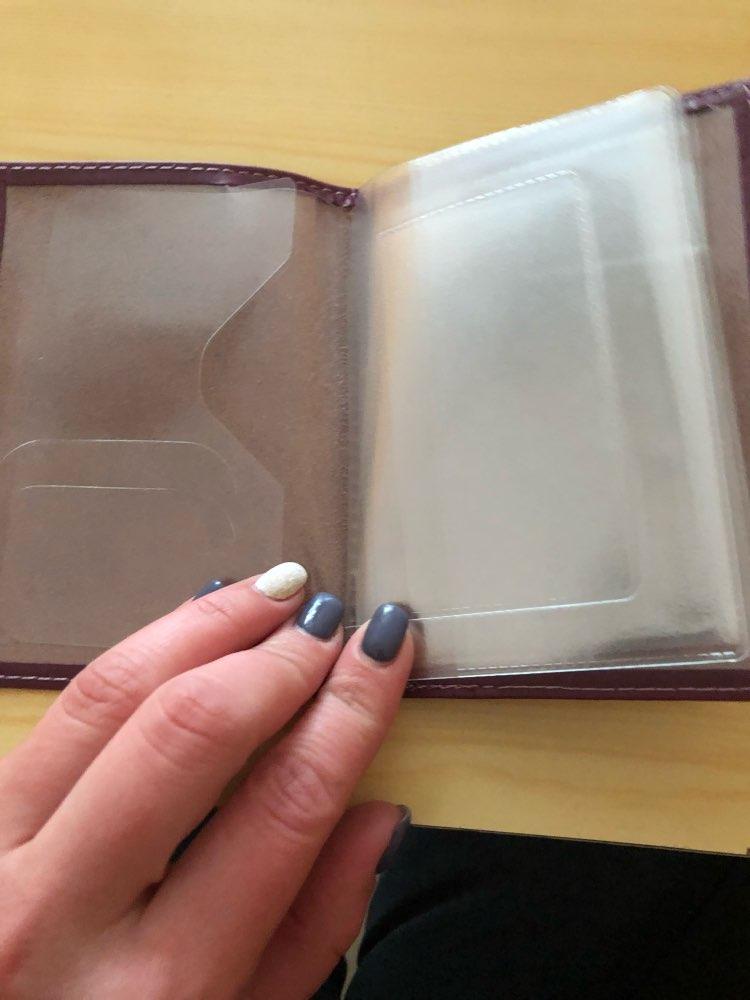 Russische Smooth Auto Driver License Bag Crazy Horse lederen cover met handig voor auto rijden documenten Card photo review