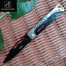 Folding Knife Tactical Pocket Camping Survival Tools Multi Paring knife Outdoor Free Shipping