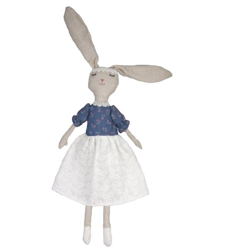 80CM Kawaii Stuffed Plush Animals Cartoon Kids Toys for Girls Children Baby Birthday Christmas Gift  Rabbit Plush Doll Easter tefal gc205012