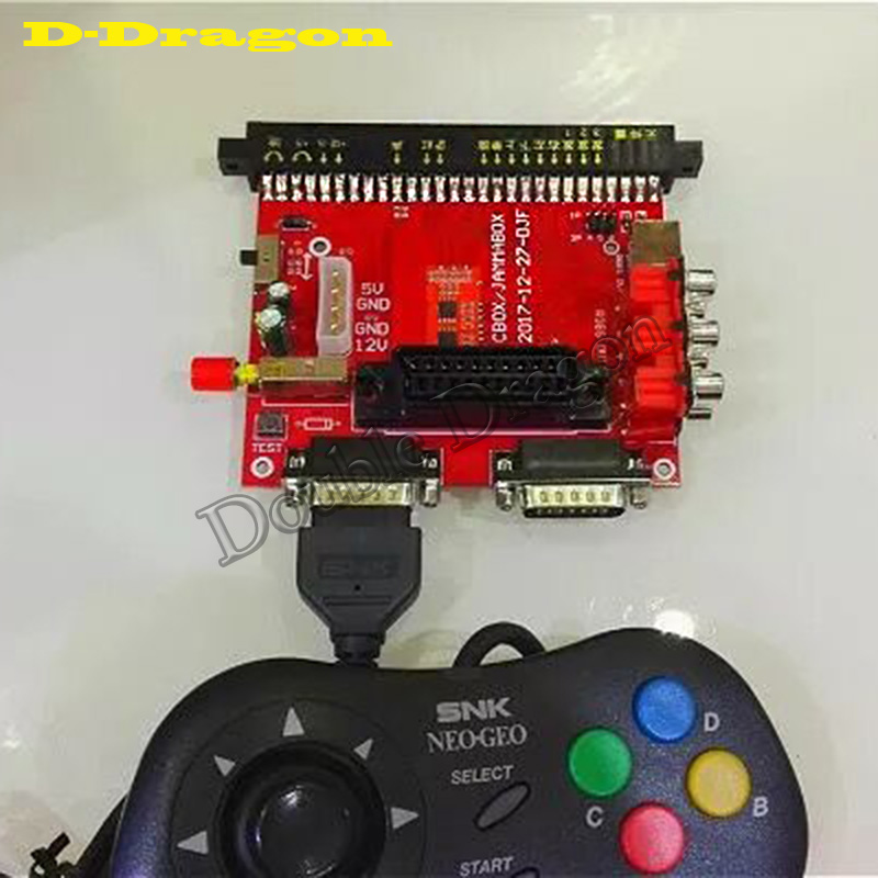 JAMMA to DB 15PIN IDE Joypad Converting Board JAMMA CBOX Converter With SCART Output For JAMMA