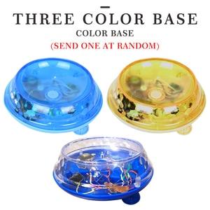 Image 5 - Juguetes de baño Agua pulverizada con luz giratoria para niños, juguetes para niños pequeños, juguetes de baño con luz LED