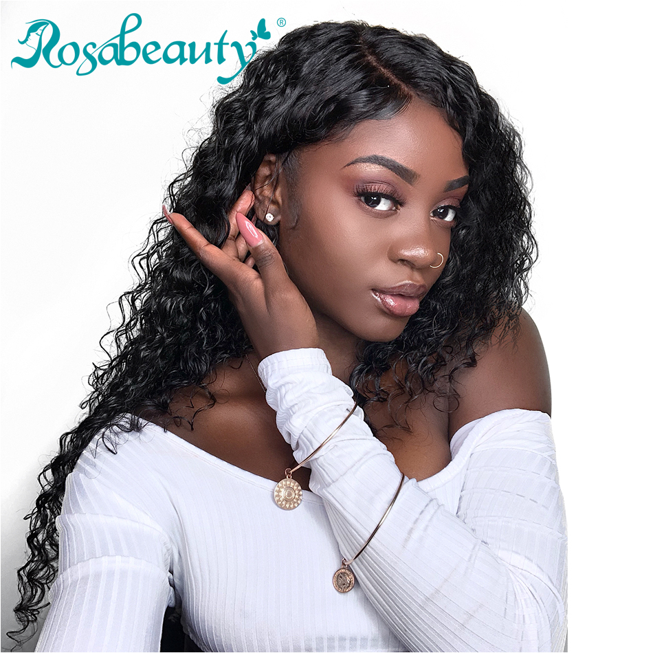 Hair Extensions & Wigs Human Hair Lace Wigs Brave Curly 360 Lace Front Human Hair Wigs For Black Women Pre Plucked Brazilian Lace Wigs 150% 180% 250% Density Remy Alipearl Hair