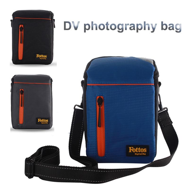 Camcorder DV Package Case For Panasonic W385 W380 W370 W850 V385 V380 V270 V250 Sony CX450 CX680 DV photography Bag Camera Bag
