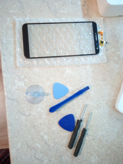 сенсорная панель; экран для Oukitel С8; сенсорный маркер; cellphon;