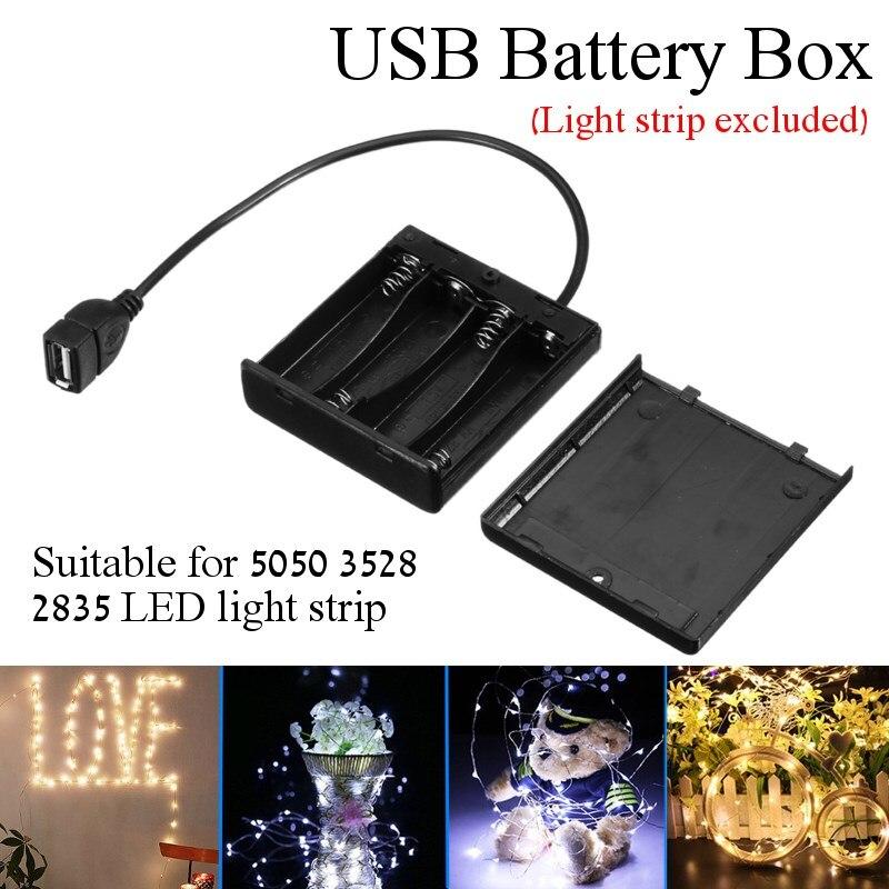 Pitsco Education 55023 4 AA Battery Holder