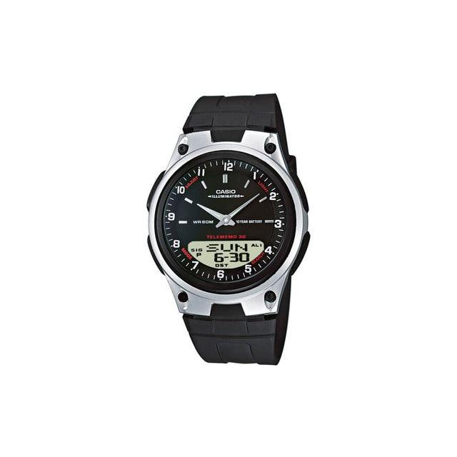 Наручные часы Casio AW-80-1A мужские кварцевые