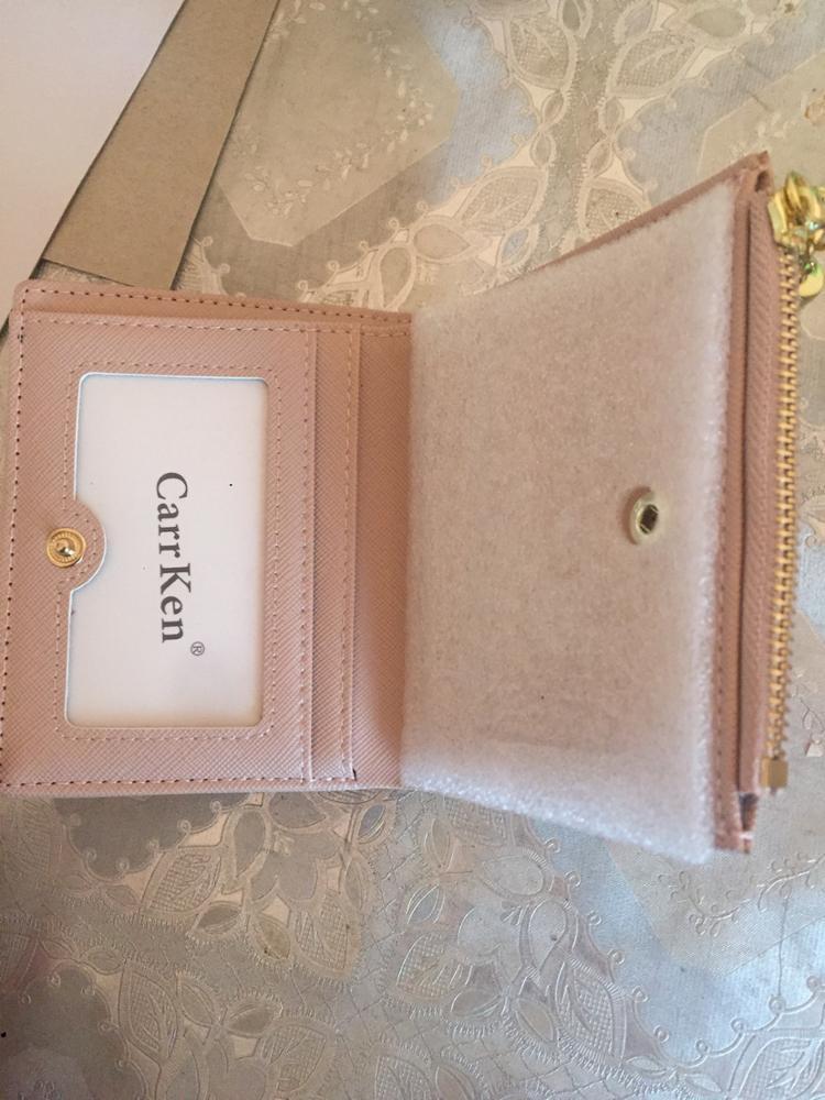 Украшения:: Цепочки,Кисточка; фиолетовый кошелек; кожаный бумажник женщин;