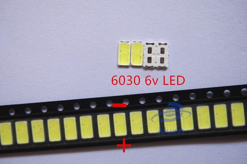 Home Lighting LG SMD LED 6030 6V 1W Cold White For TV Backlight ...