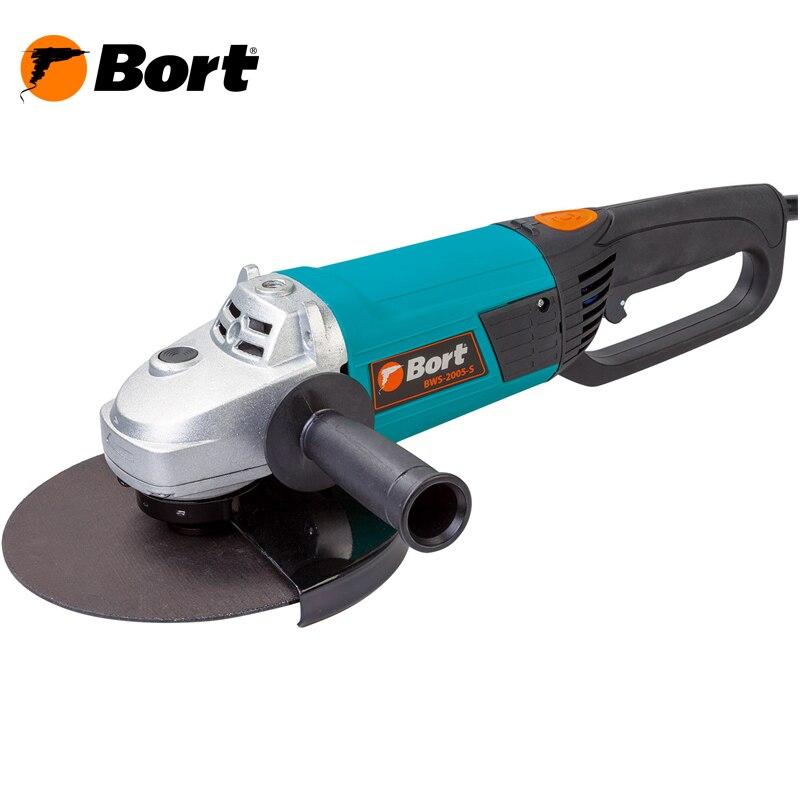 Angle grinder Bort BWS-2005-S цена и фото