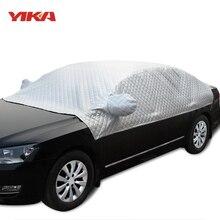 2017 Calidad Universal Y SUV Protección Dom Lluvia Nieve Parabrisas Aislamiento Térmico Al Aire Libre Sombra de Sonw Anti UV Resistente A Los Arañazos