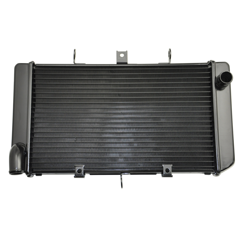 LOPOR Motorcycle Parts Aluminium Radiator For Kawasaki Z750 Z 750 2007-2009 Z 1000 Z1000 2007 2008 2009 Z800 Z 800 2013-2016 NEW