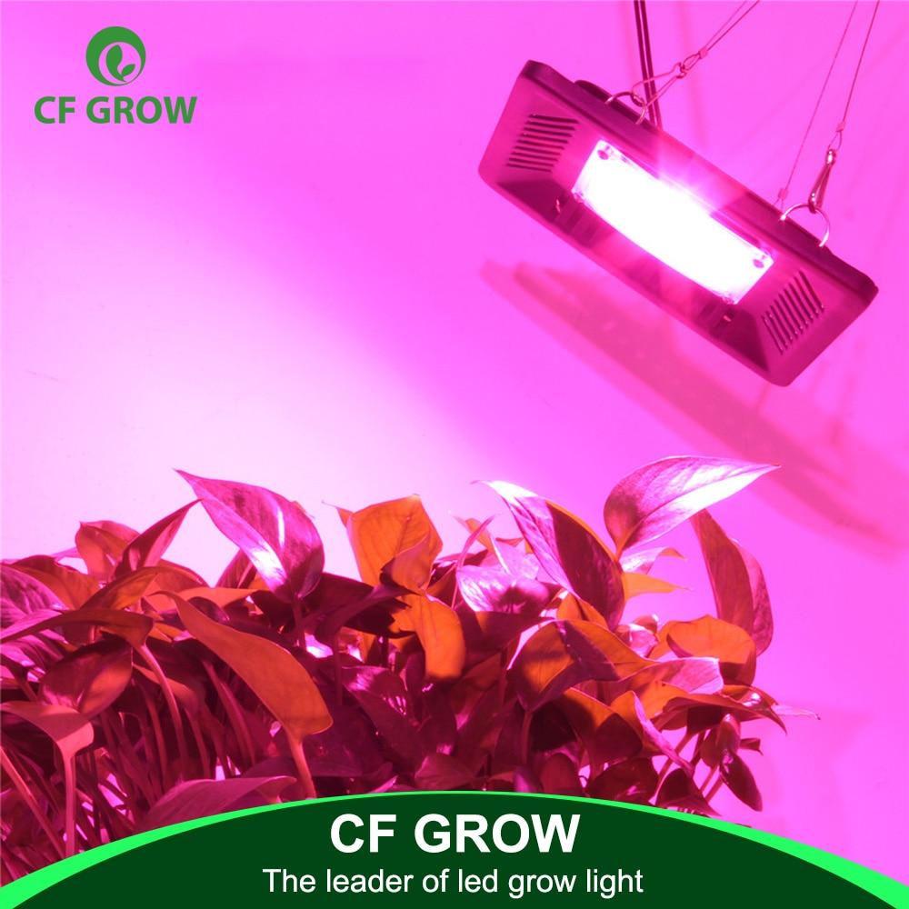 COB Led Grow Light Full Spectrum 100W Waterproof IP67 for Vegetable Flower Indoor Hydroponic Greenhouse Plant Lighting Lamp