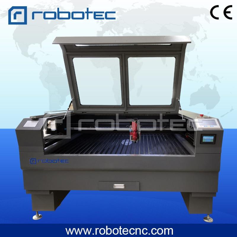 ROBOTEC Creative Metal Machine/laser Cutter/co2 Laser Cutting Machine 1390 1325