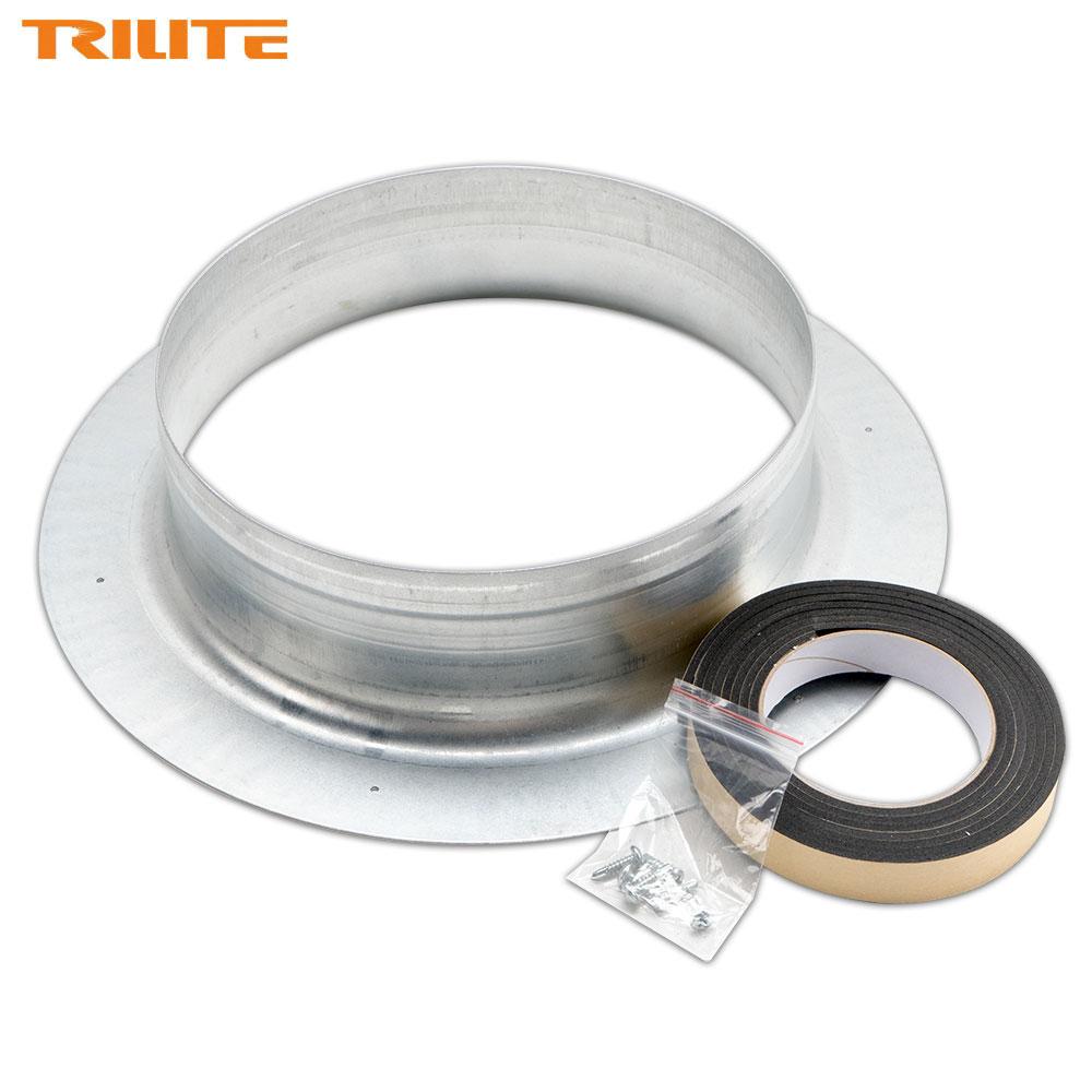 10 Inch Flange Kit Ventilation Vent Accessories