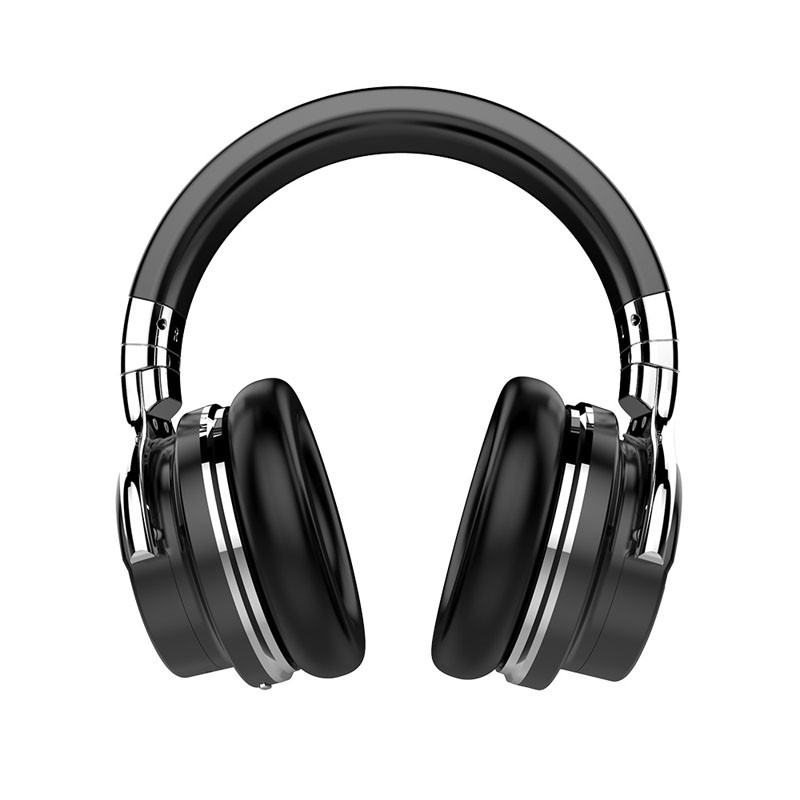 cowin E7 Noise Cancelling Headphones Headset Low Music Phone Wireless Headset Bluetooth Headset Sports Earmuffs Computer in Bluetooth Earphones Headphones from Consumer Electronics