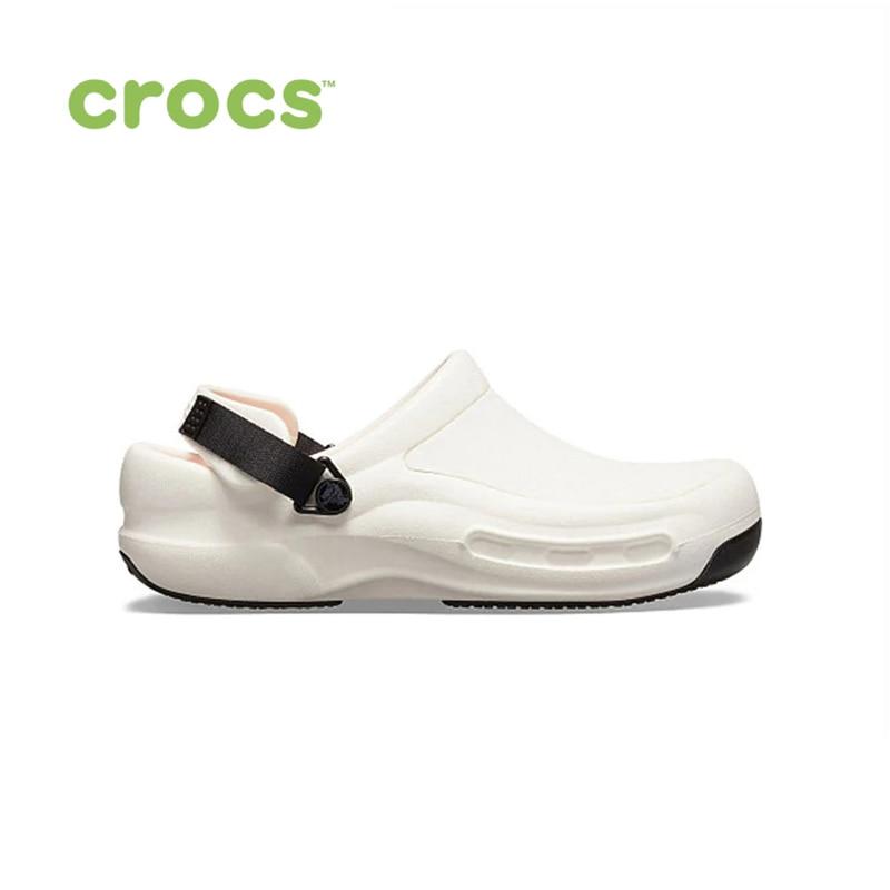 Фото - CROCS Bistro Pro LiteRide? Clog UNISEX for male, for female, man, woman TmallFS shoes crocs bistro realtree edge clog unisex for male for female man woman tmallfs