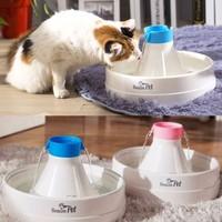 3L Automatic Pet Water Fountain Cat Dog Pet Drinking Bowl Dispenser Dish Filter 360 degree