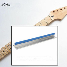 "Zebra Long Span 12"" Fretboard Fret Leveling/Sanding Beam Electric Guitar Tools Guitar Luthier For Ukulele Acessorios Musicais"