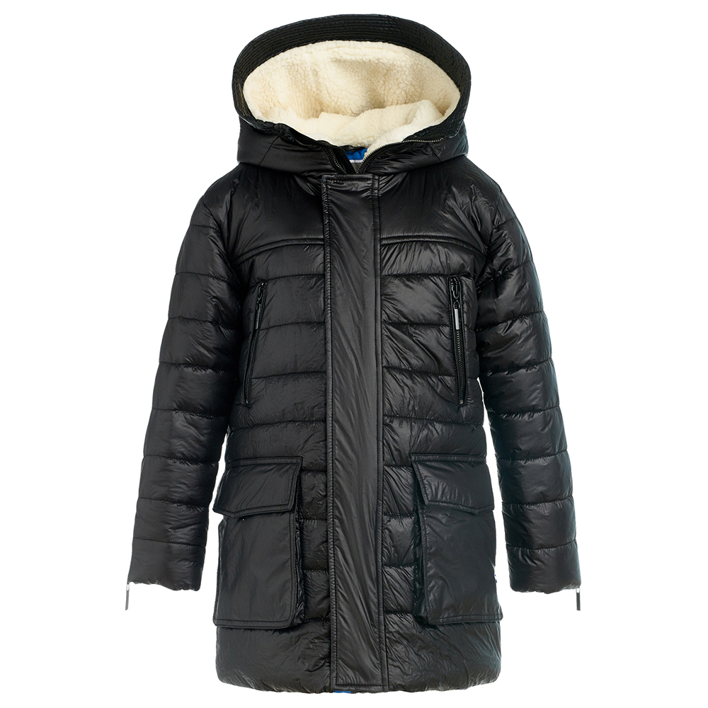 Jackets & Coats Gulliver for boys 21807BKC4501 Jacket Coat Denim Cardigan Warm Children clothes Kids men embroidery patched denim jacket