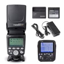 YONGNUO YN686EX-RT Lithium Battery Wireless Speedlite  1/8000s Flash + YN-E3-RT flash Speedlite Wireless Transmitter For Canon