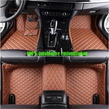 custom made Car floor mats for Suzuki All Models Jimny Grand Vitara Kizashi Swift SX4 Wagon R Palette Stingray Auto accessories kokololee custom car floor mats for suzuki all models jimny grand vitara kizashi swift sx4 wagon r palette stingray car styling