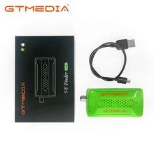 GTmedia V8 Finder BT03 Mini Sat finder BT DVBS2 miernik z celownikiem satelitarnym z androidem i System IOS aplikacji Freesat BT01 Upgrad HD1080P