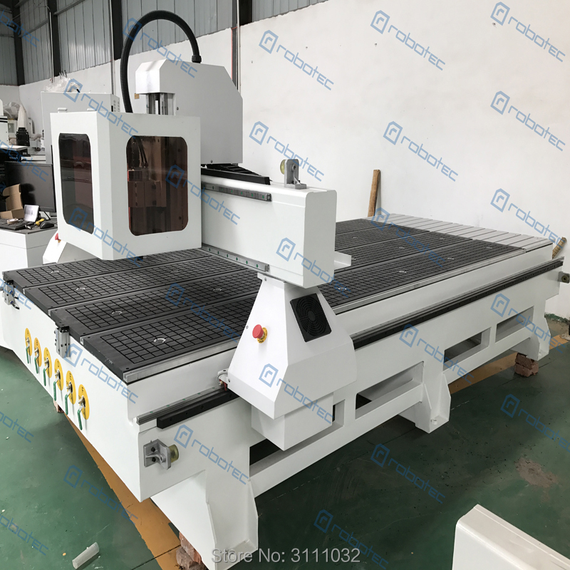 Woodworking Machine 3d Cnc Router Engraving Machine 1325 For Office Furniture With Mach3