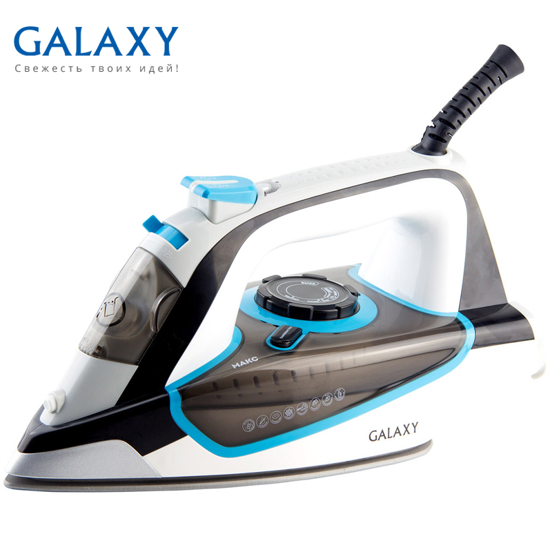 Steam iron Galaxy GL 6107 цена
