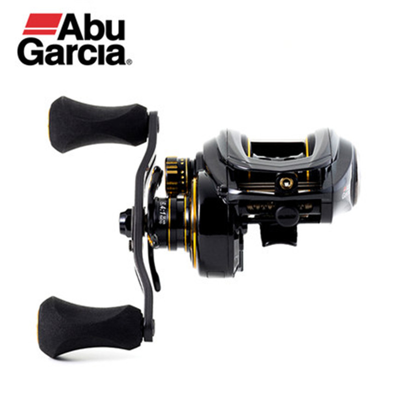 Abu Garcia REVO ALC-IB7 Bait Casting Reel Full Metal Body Distant Cast Lure Fishing Reel Salt/Fresh Water Drop Wheel 7+1BB 7.1:1 our distant cousins