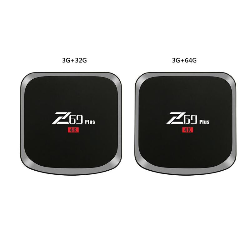 3Gb+32/64Gb Set Top Box Web Player Smart TV Box Mini PC 2.4G & 5G WiFi LAN Bluetooth 4.1 HD Media Player EU Plug k8 windows 10 4 64gb 2 4g 5g wifi hdmi vga mini pc w foldable keyboard touchpad win10 home x64 bits bluetooth 4 0 media player
