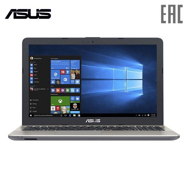 """Ноутбук Asus X541SC-XX034T 15.6 """"/N3710/4 ГБ/500 ГБ/810 М/noODD/Win10/черный (90NB0CI1-M01260)"""
