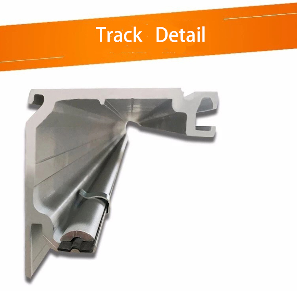 European-type automatic Sliding door opener (6)after3